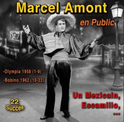 Marcel Amont en public