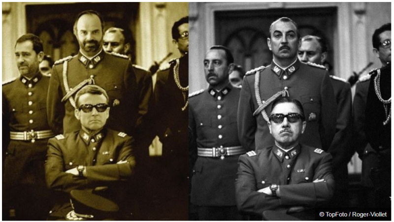 Pinochet  - Macron