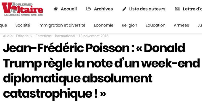 Bd Voltaire - JF Poisson