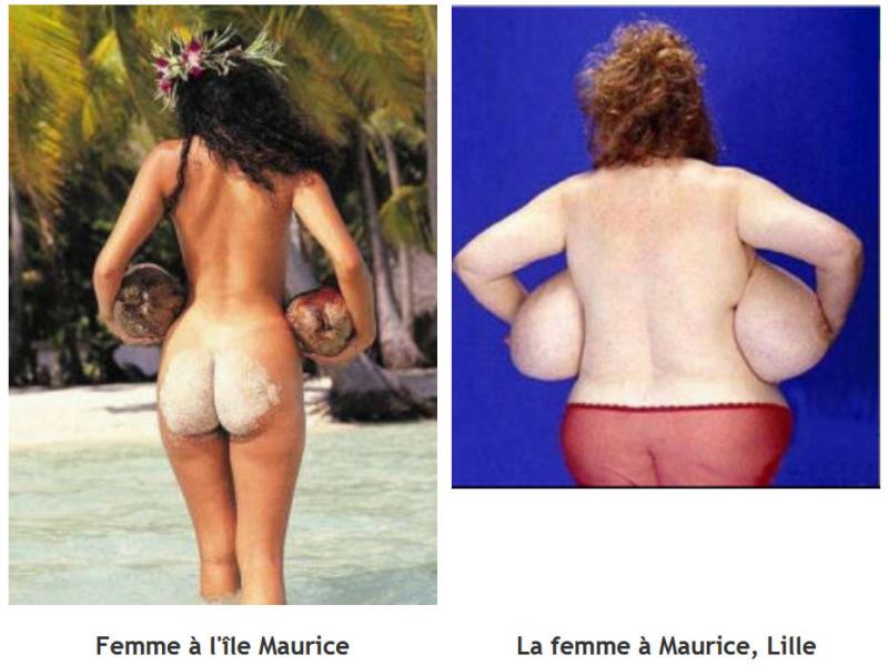 Femme à l'île Maurice - Femme à Maurice Lille