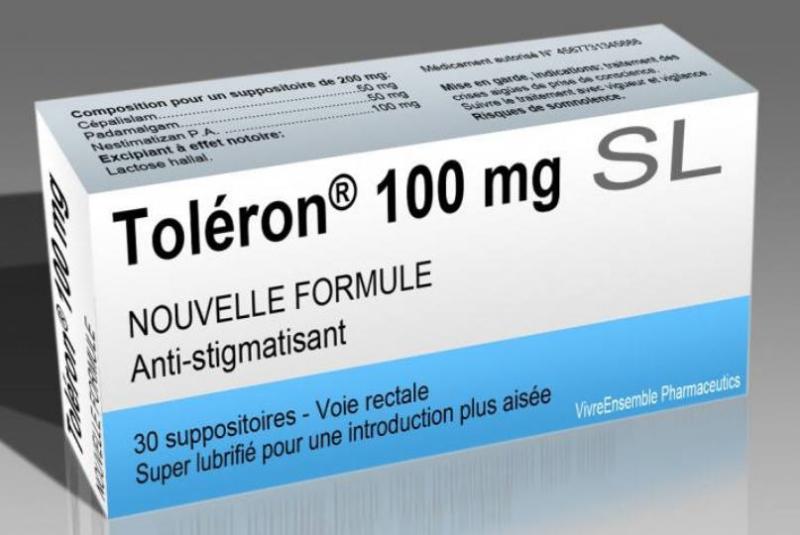 Toleron - Vivrensemble Pharmaceutics