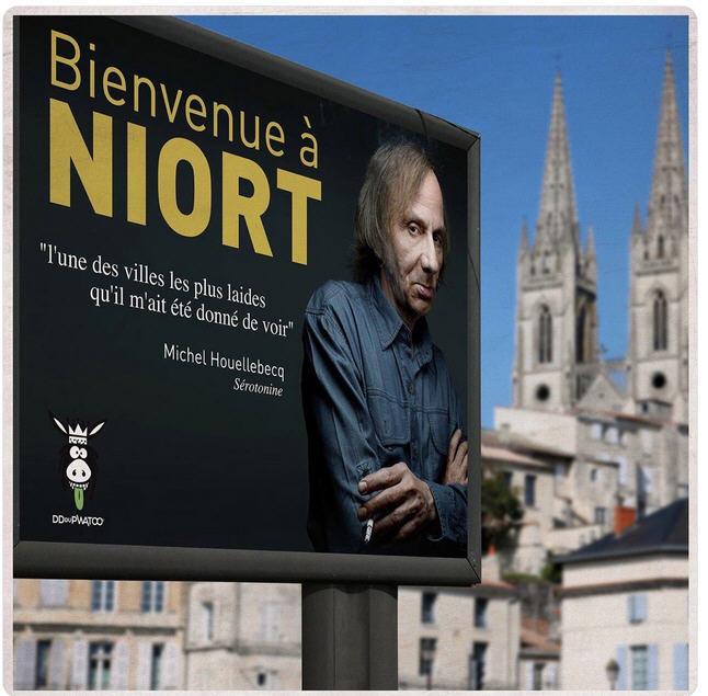 Bienvenue à Niort