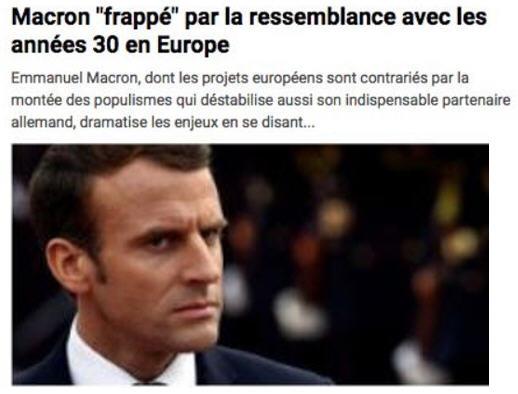 Macron frappé-3