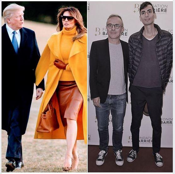 Président Trump et Consul Besson