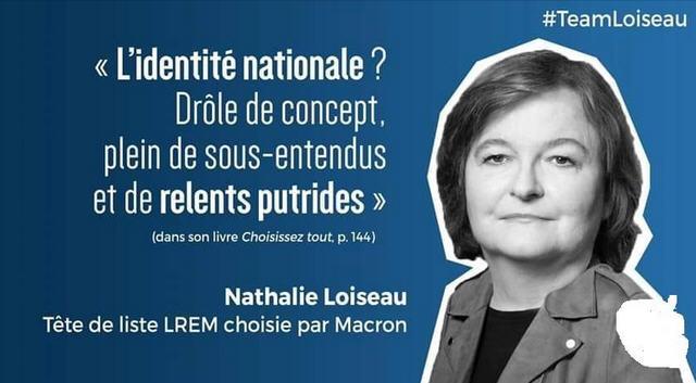 Nathalie Loiseau -Identité nationale