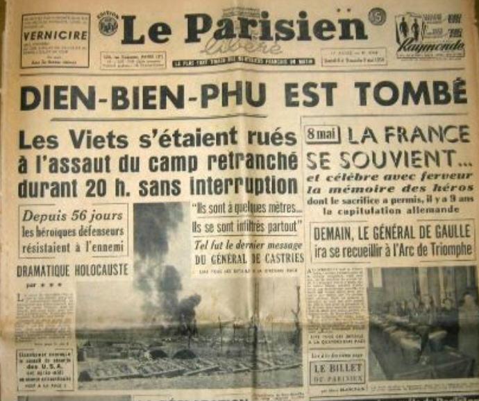 Dien-Bien-Phu est tombé-07.05.1954