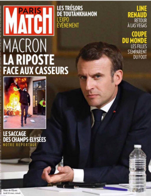 Paris Match du 21.03.2019