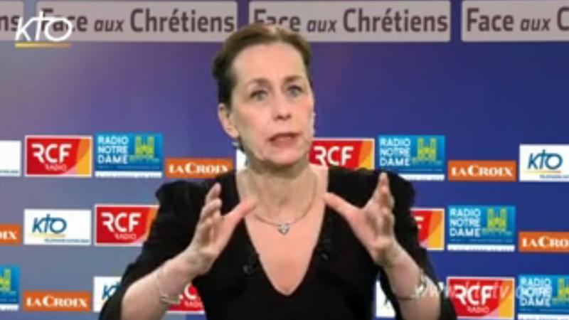 Fabienne Keller - taxer l'essence pour l'accueil des migrants