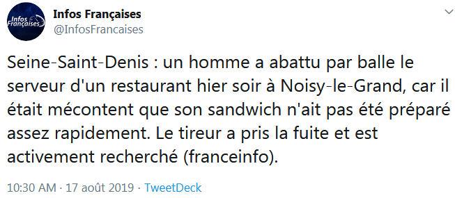 Seine-St-Denis sandwich