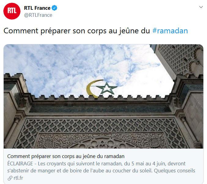 Jeûne du ramadan