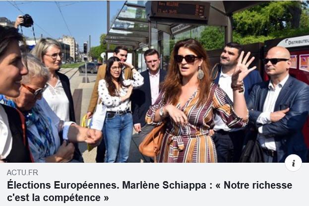 Marlène Schiappa notre richesse la compétence