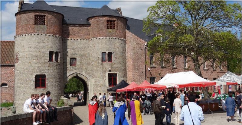 Montigny-en-Ostrevent fêtes médiévales