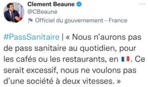 Clément Beaune - 12.05.2021