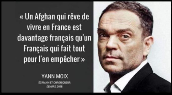Yann Moix - Un Afghan