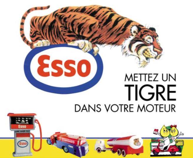 Tigre ESSO