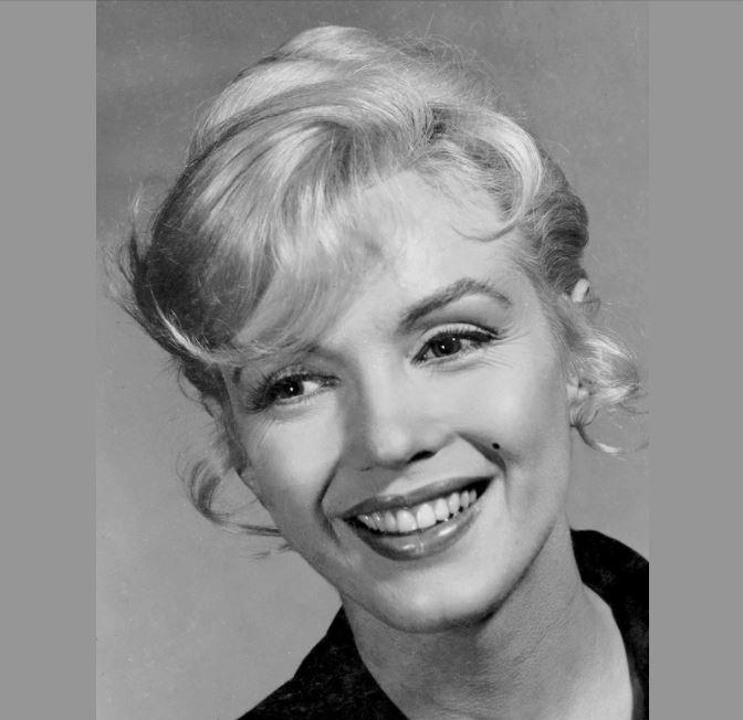 Marilyn Monroe en 1960